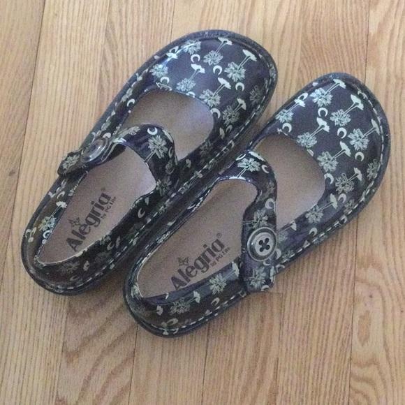 Alegria Paloma Mary Jane Shoes